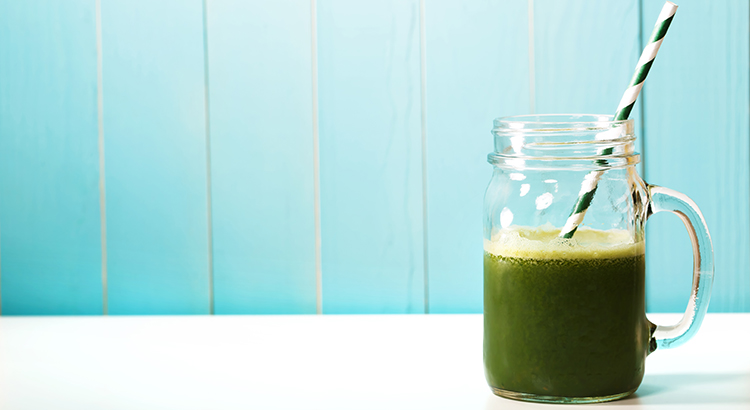Drink Your Greens! New Juice Recipe